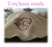 Torchons ronds